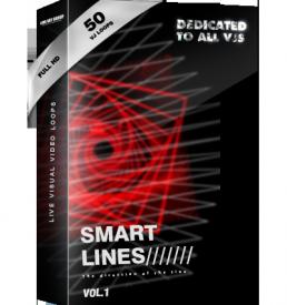 Video Loops smart lines