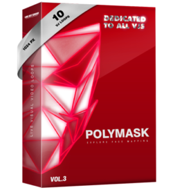 Video Loops vj loops Polymask