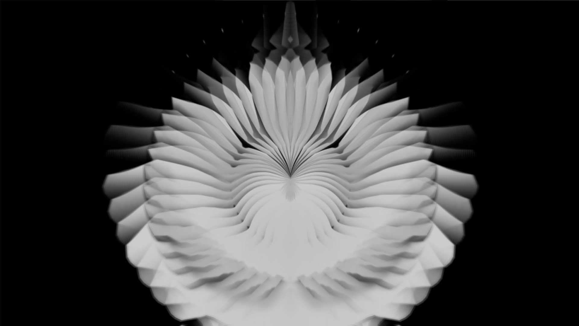3D Motion background