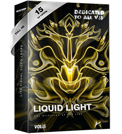 Video Loops vj loops liquid light