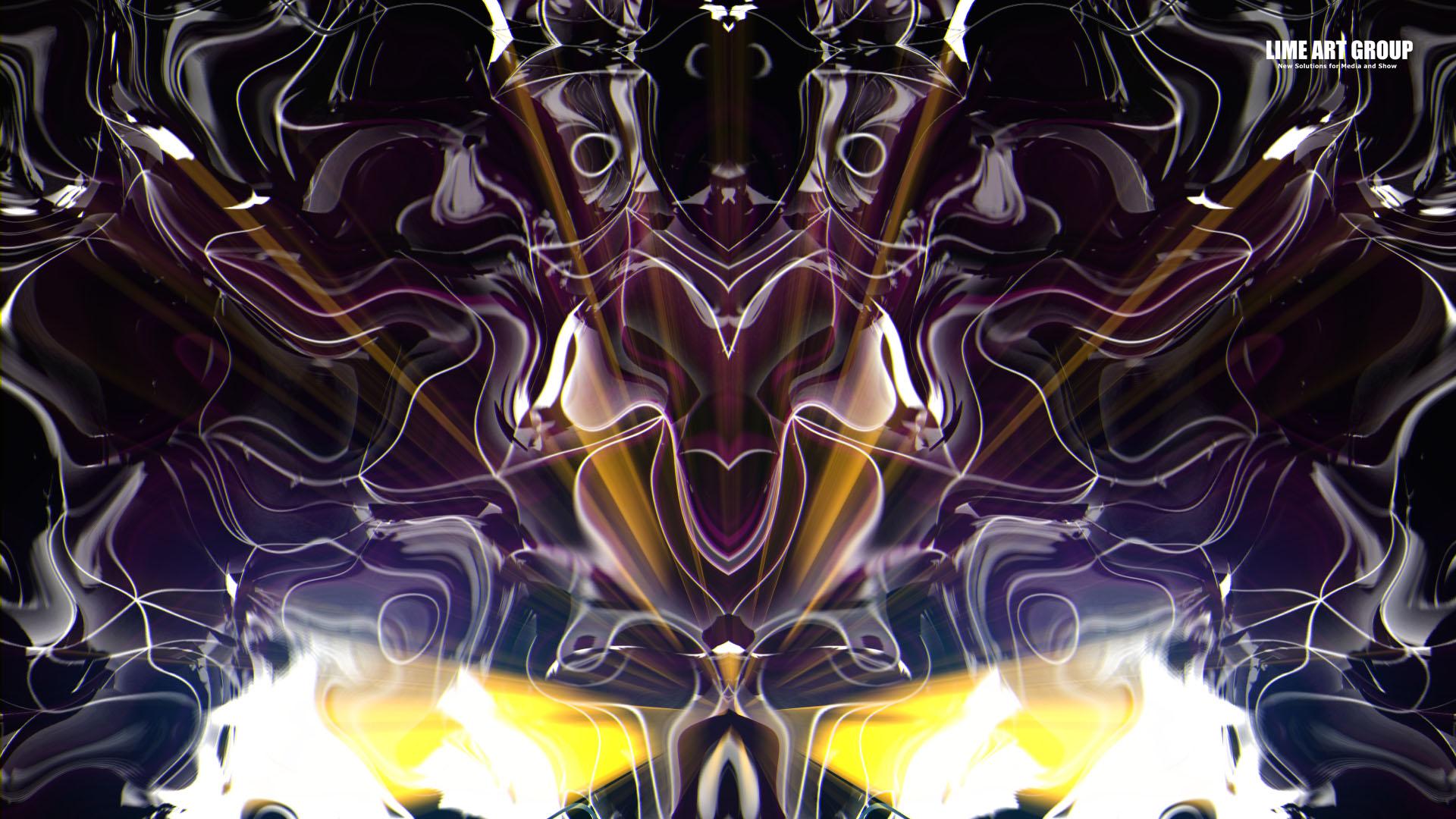 video loops vj loops abstract liquid light 5