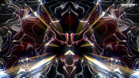 video loops vj loops abstract liquid light 6