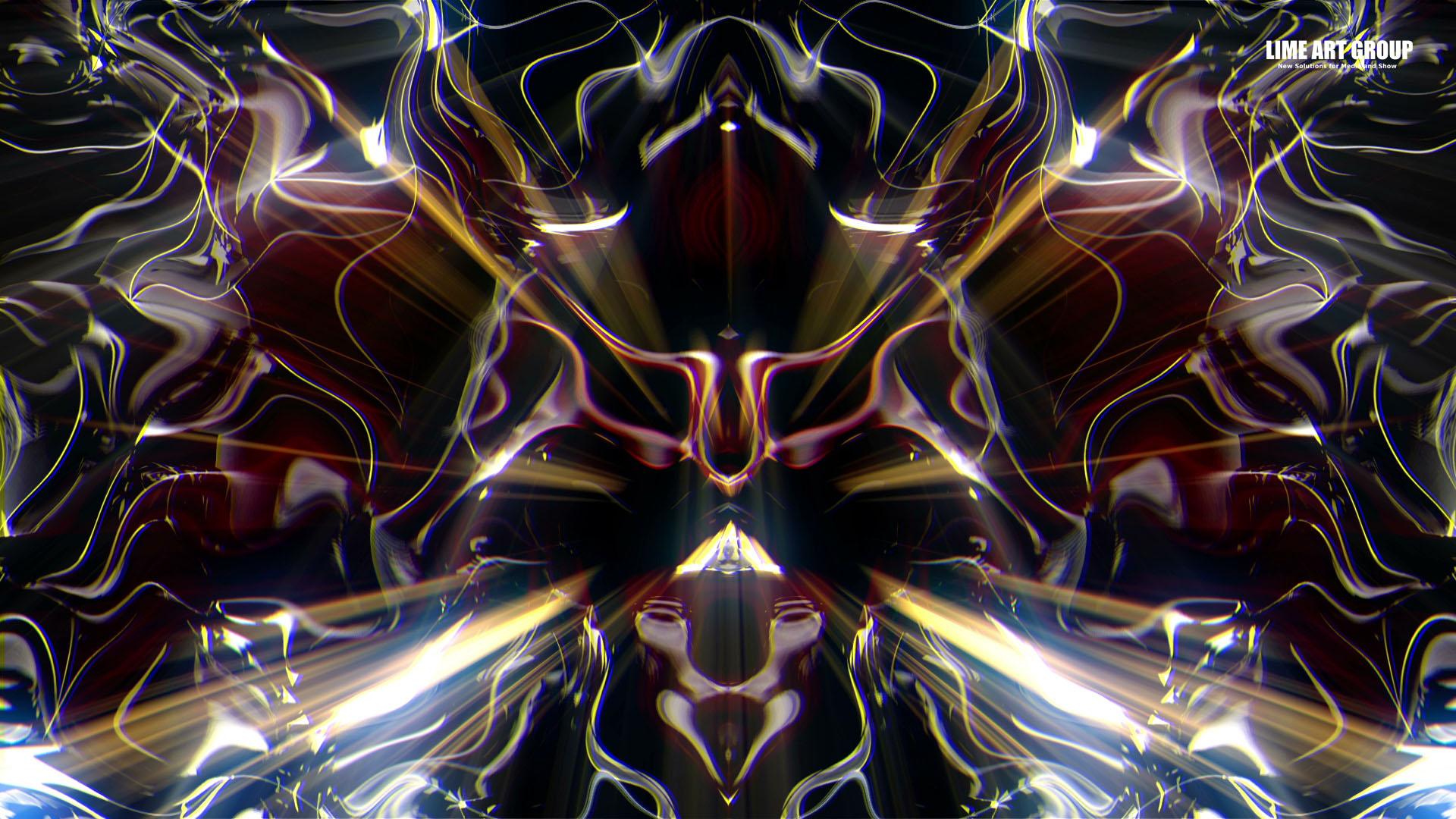 video loops vj loops abstract liquid light 6