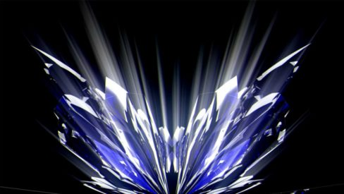 Polygonal_Ice_Fire_Wings_Video_Art_Vj_Loop