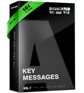 Video Loops vj loops Key Messages