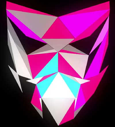 polygonal mask3