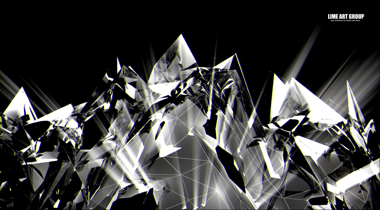 wings video loops vj loops 7