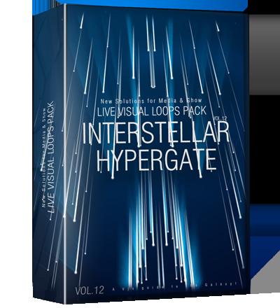 Live Visual Loops interstellar