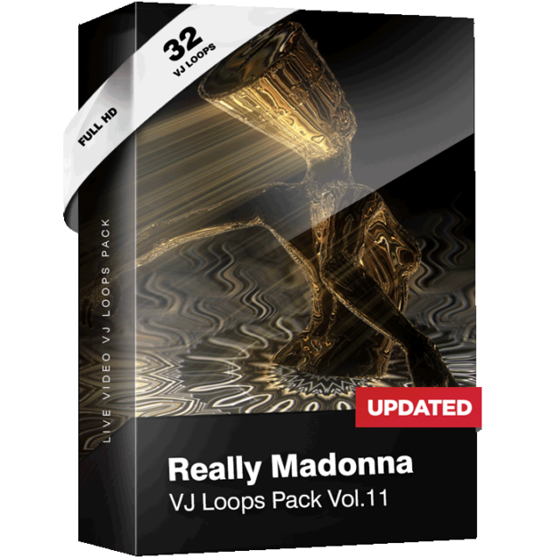 Really-madonna-VJ-Loops-Pack