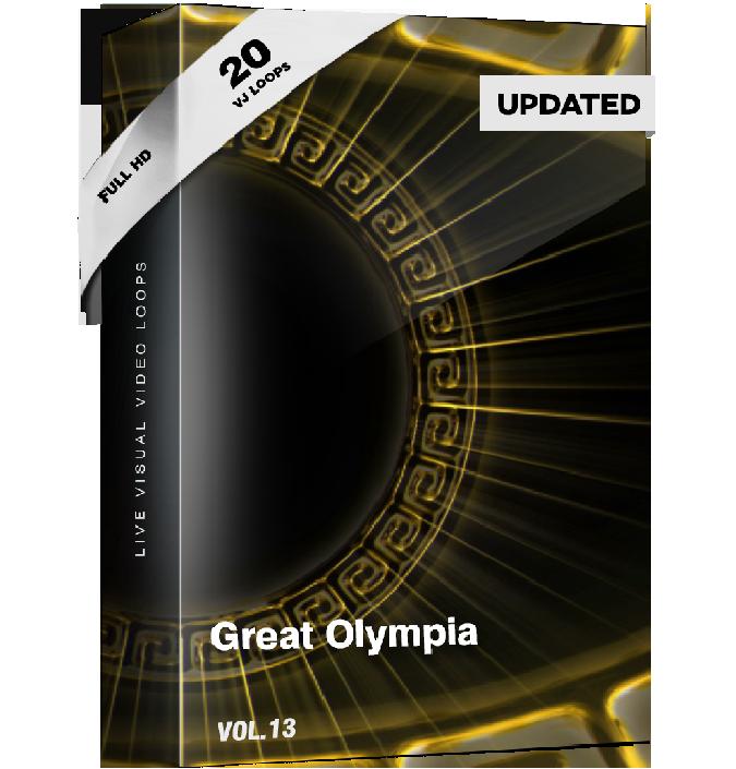 Great Olympia VJ Loops