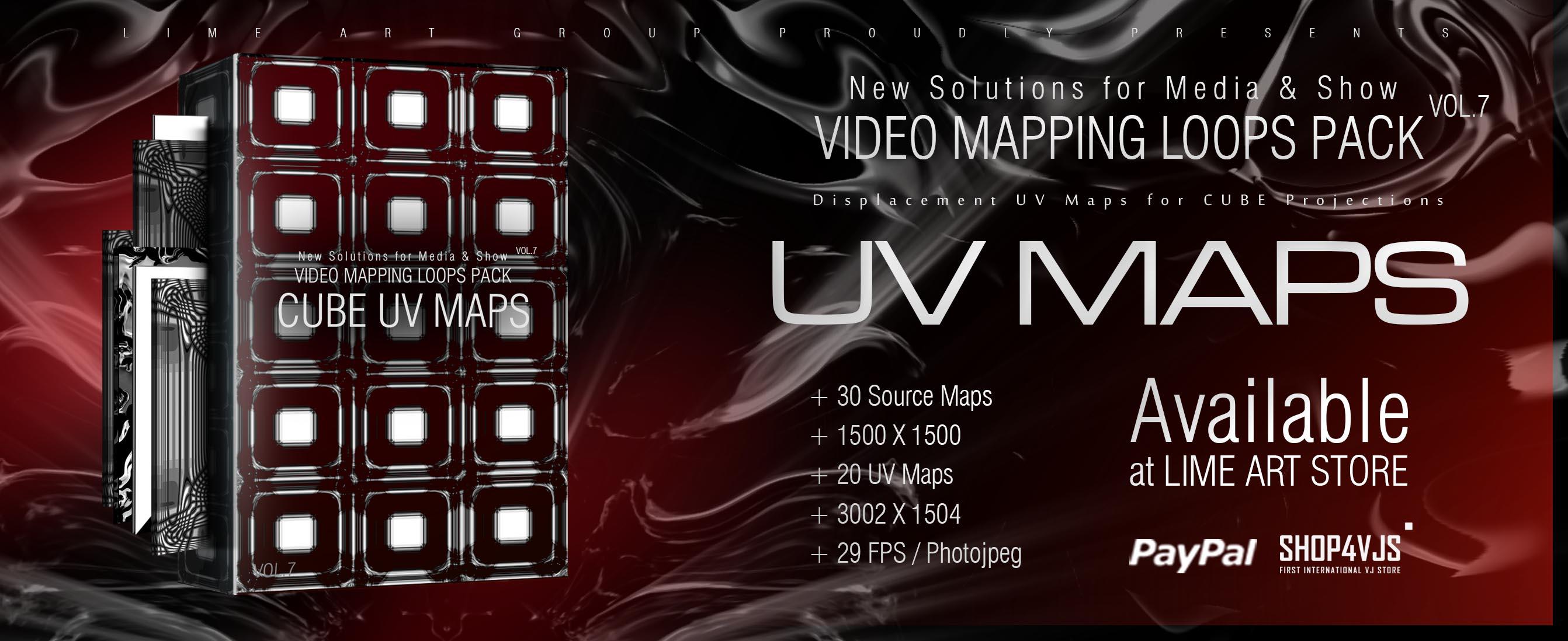 UV MAPP Promo