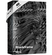 Blackframe visuals vj loops