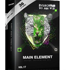 Video Loops vj loops Main element
