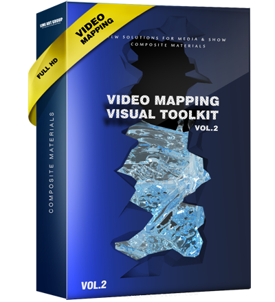 Video-mapping vol 2