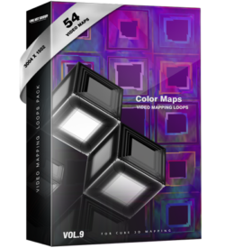 Color maps vj loops