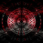 Video Loops, Red color vj loops abstract 2