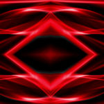 Video Loops, Red color vj loops abstract 3