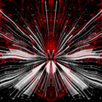 Video Loops, Red color vj loops abstract 9