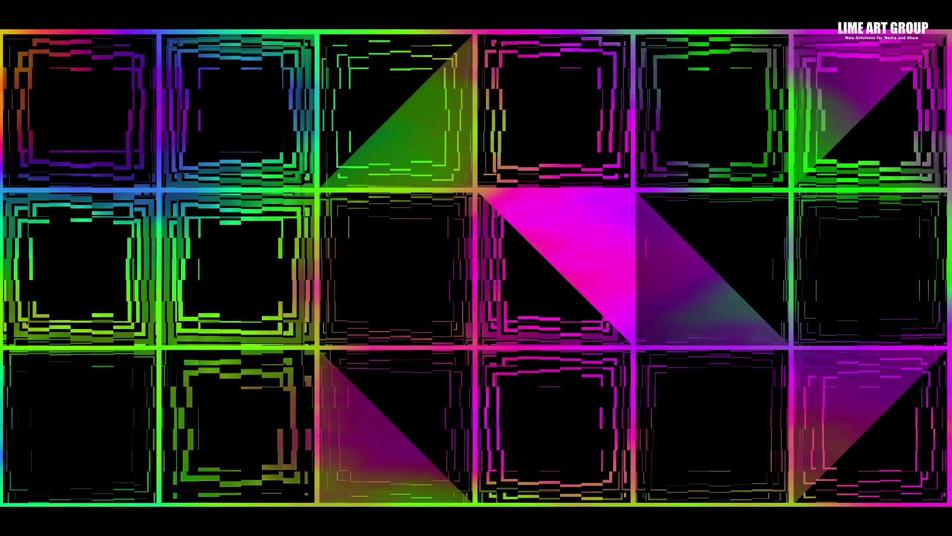 video loops cube mapping vj 3