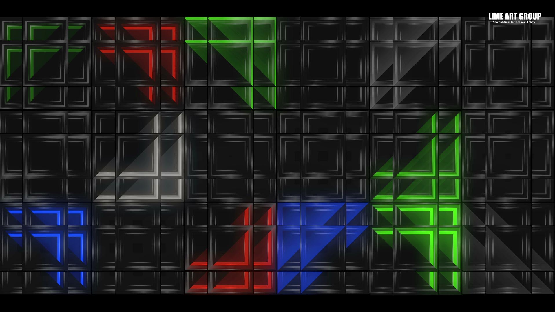 video loops cube mapping vj 9