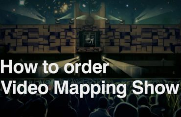 How to order VIdeo mapping show