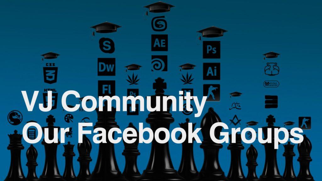 Join vj community