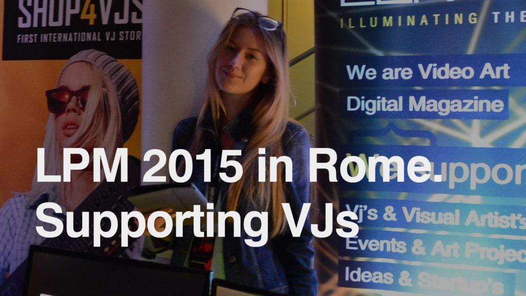 LPM 2015 rome