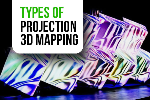 projection mapping 3d video