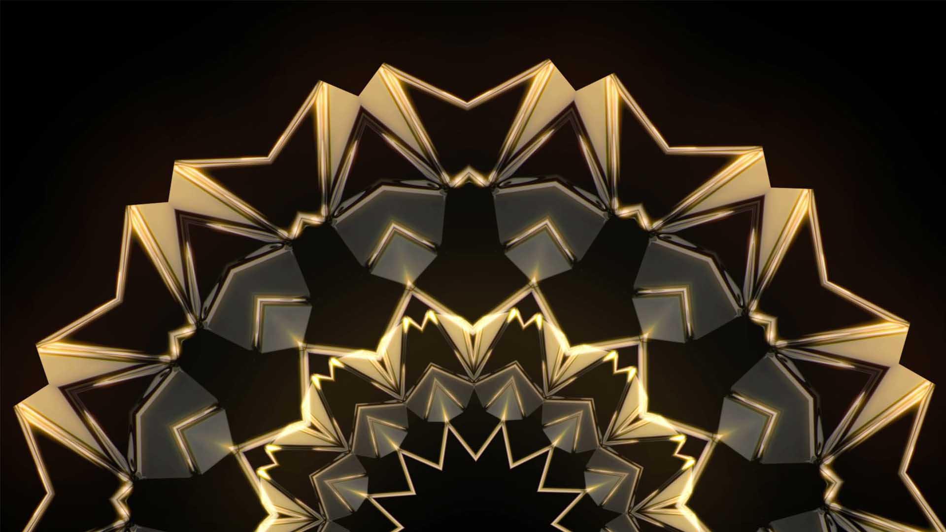 gold wallpaper video loop hd