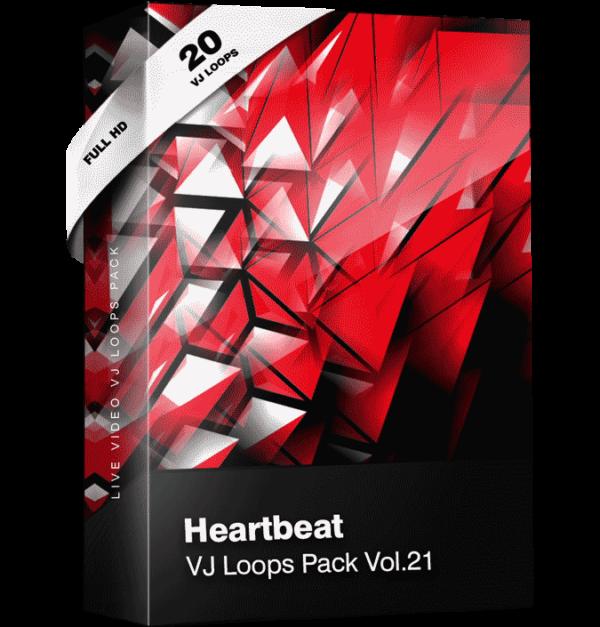 VJ LOOPS HEARTBEAT