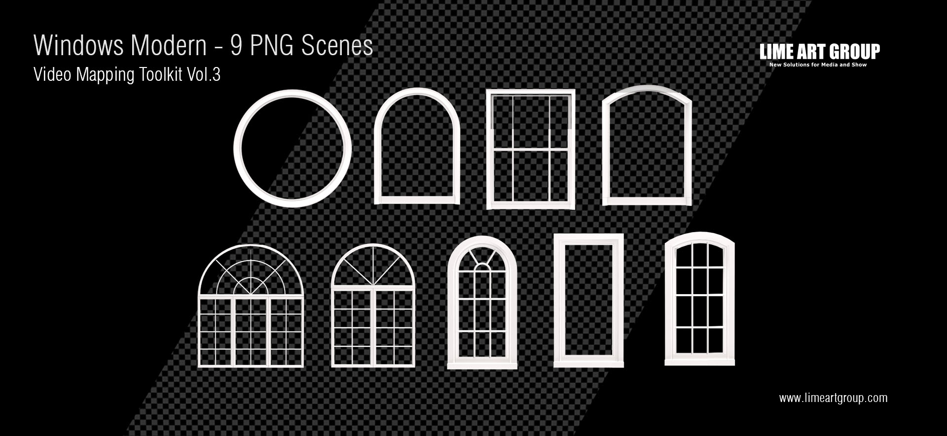 3d video mapping architecture