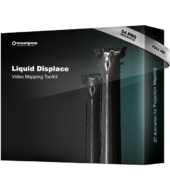 Liquid Displace video mapping toolkit