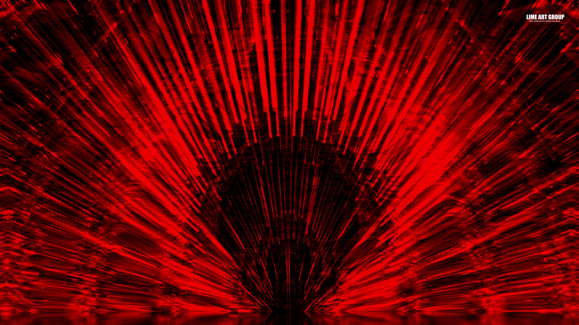 Video Loops, Red color vj loops abstract 10