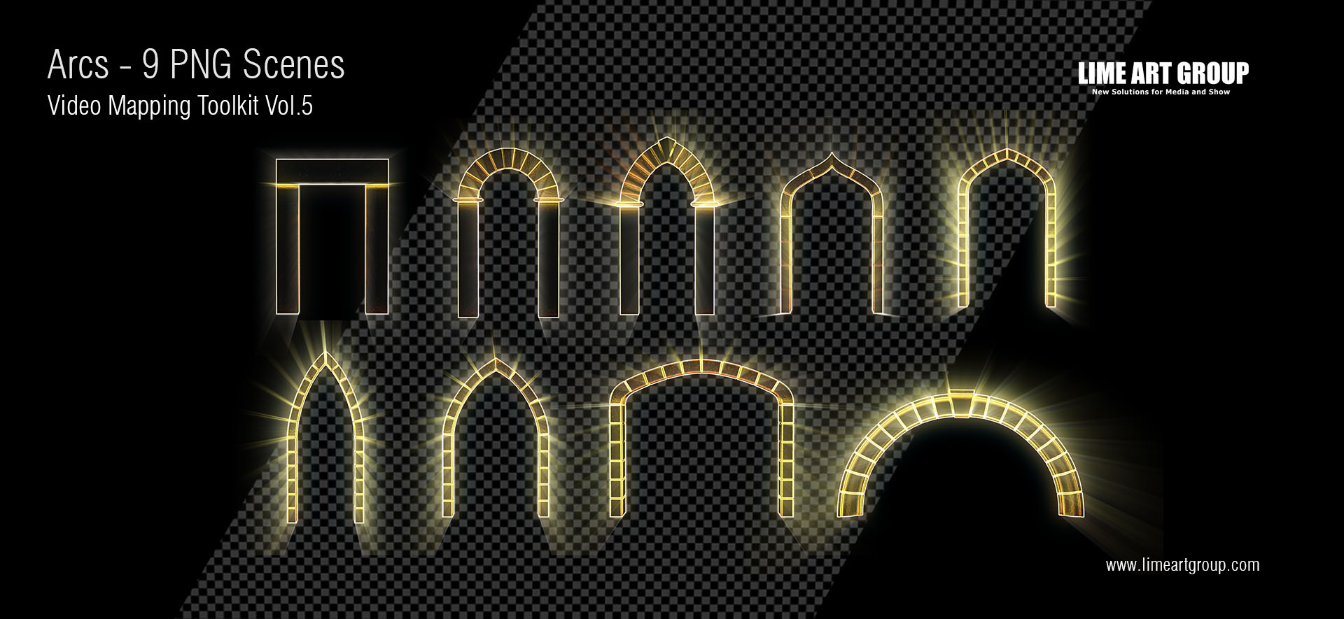 Video mapping toolkit  1