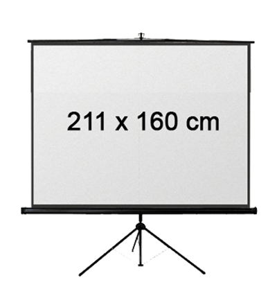 projection screen rent in vienna