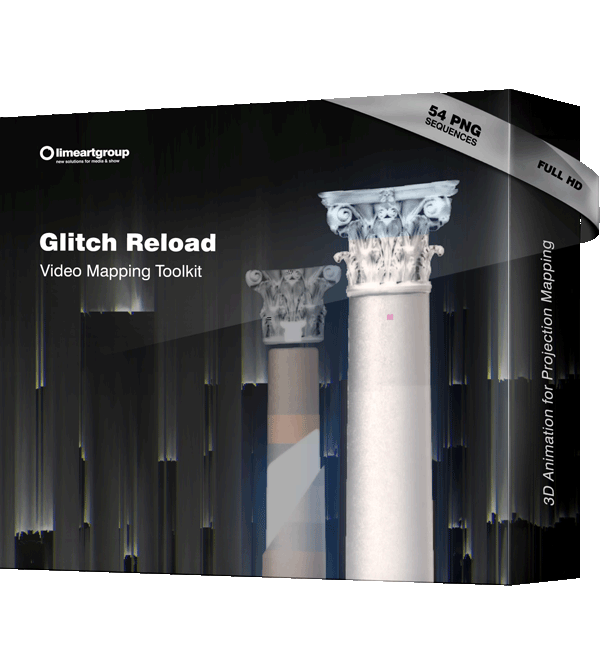 Glitch-Reload Video Mapping Toolkit