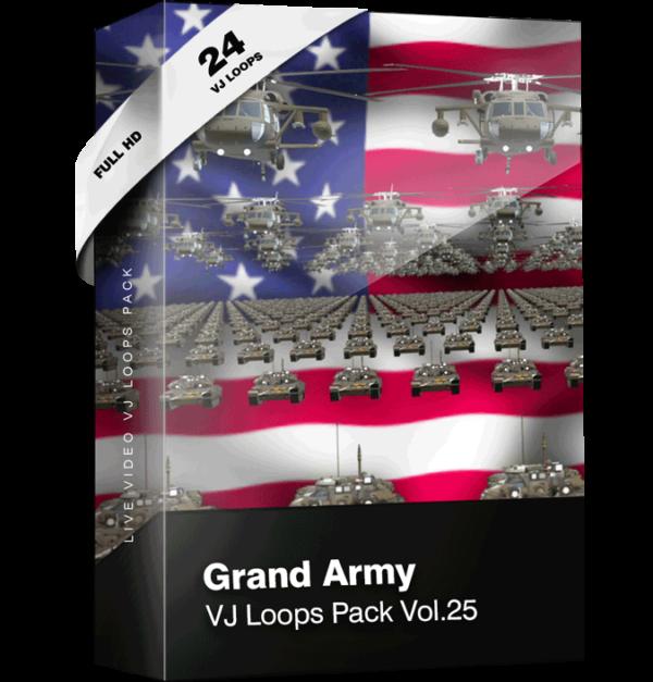 VJ_Loops_Pack_25_Grand_Army