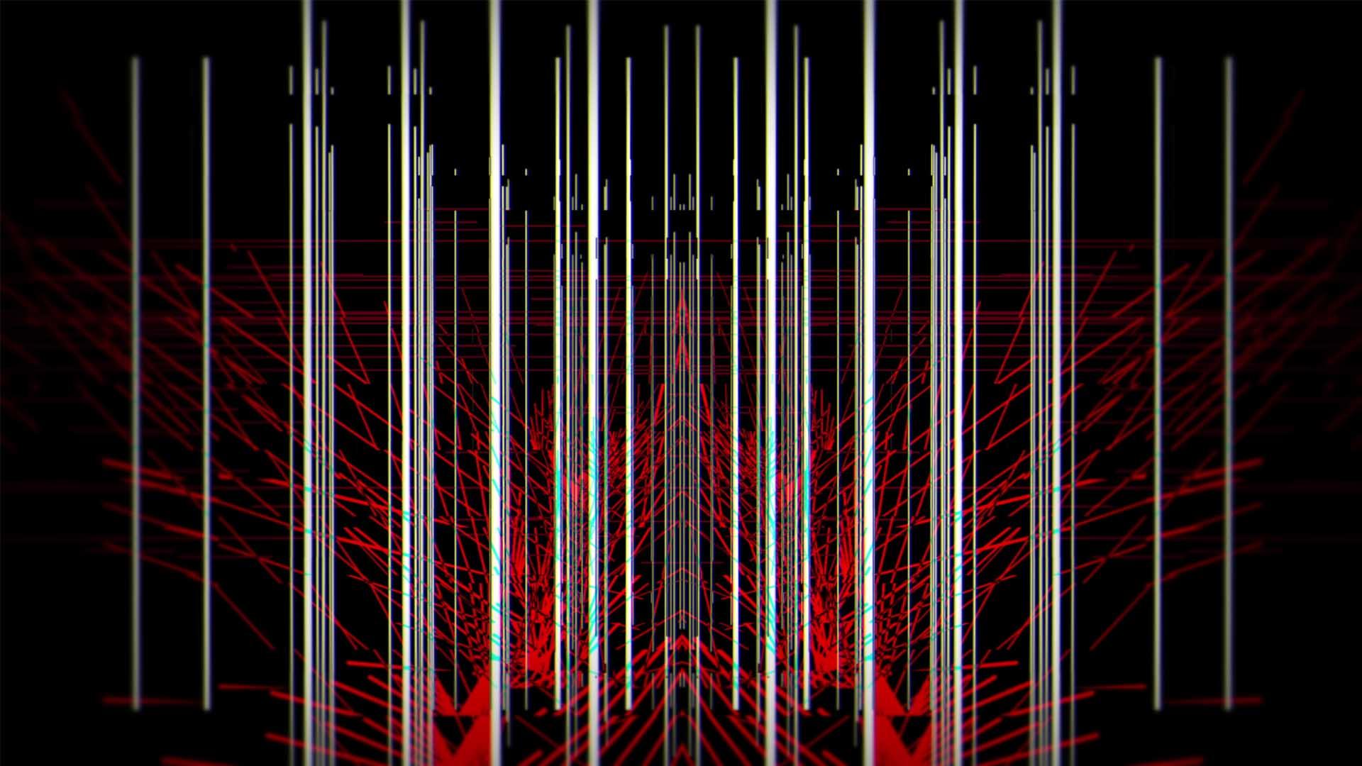 glitch motion background