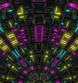 edm stage visuals vj loops