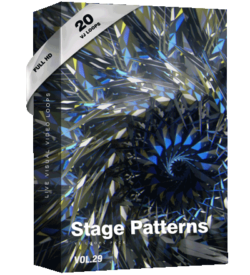 Stage-Patterns VJ Loop Pack