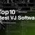 top 10 best vj softwae