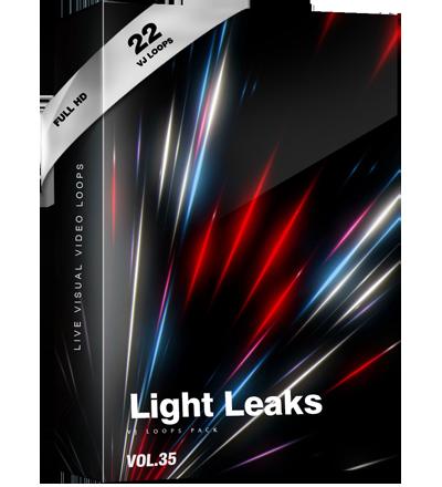 light video design vj loops