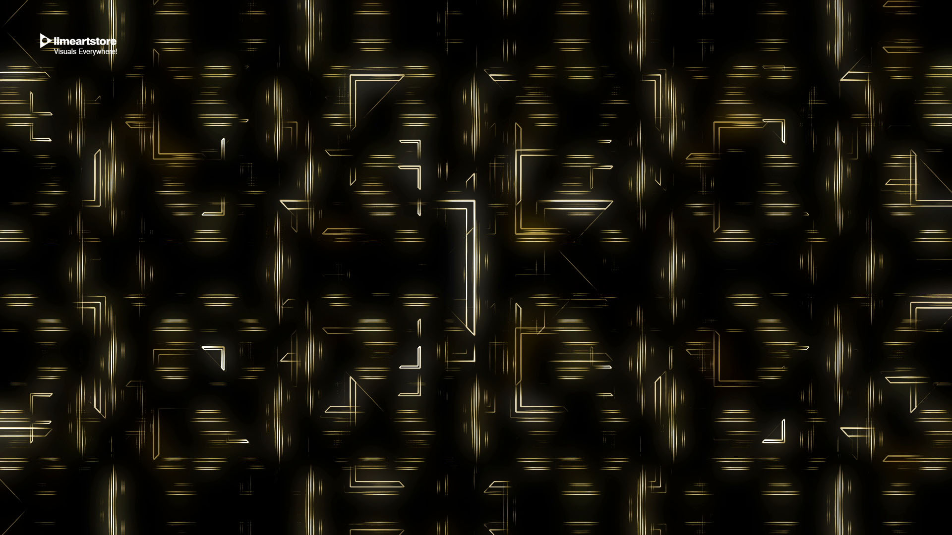 VJ Loops Minimal Video Footages Motion Lines HD VIsuals 1