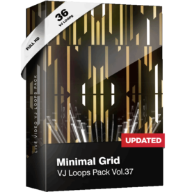 VJ_Loops_Pack_37_Minimal_Grid
