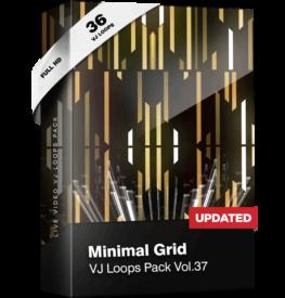 VJ_Loops_Pack_37_Minimal_Grid
