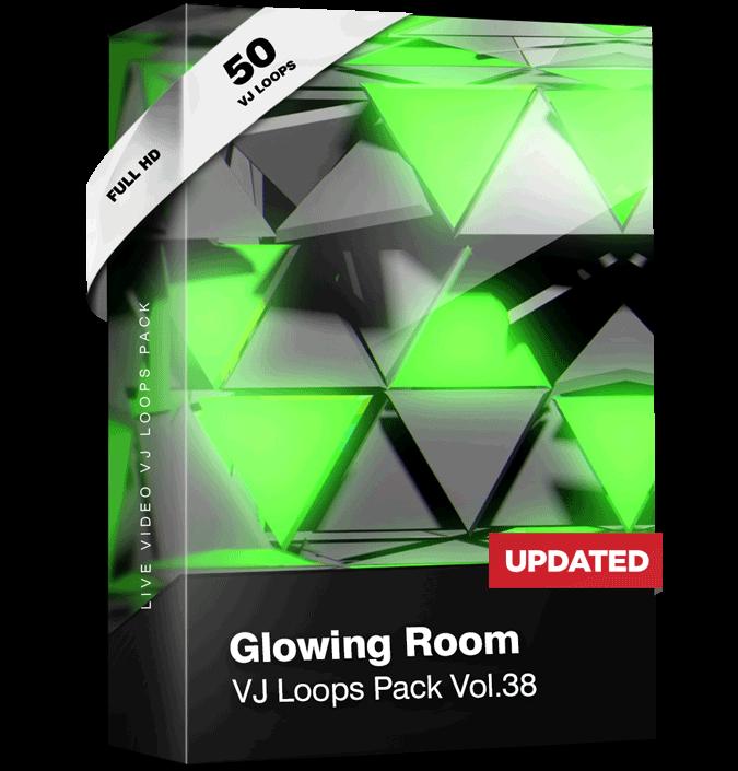 Glowing-Room-VJ-Loops-Pack