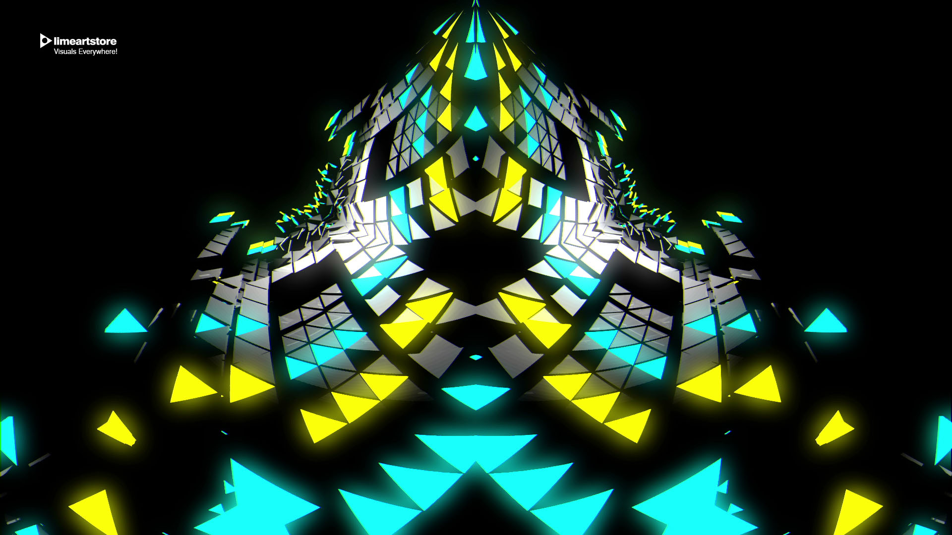 EDM visuals vj loops