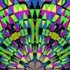 vj loops glowing effect video loop hd 16