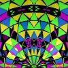 vj loops glowing effect video loop hd 17