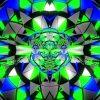 vj loops glowing effect video loop hd 9
